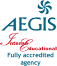 Intense Educational full accredited AEGIS member